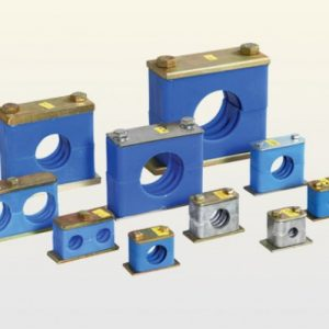 cropped pipe clamps manufacturer