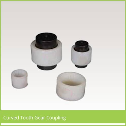 Curved Tooth Gear Coupling
