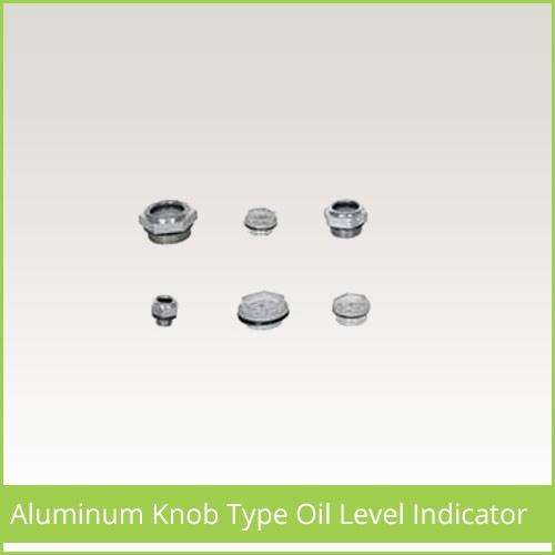 Aluminum Knob Type Oil - Level Indicator