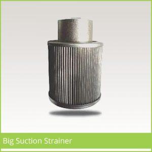 Big Suction Strainer Supplier