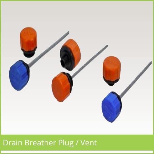 drain breather plug vent