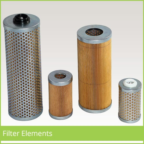 Hydraulic Oil Strainers