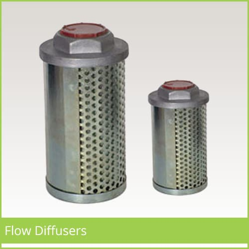 Industrial Suction Strainers