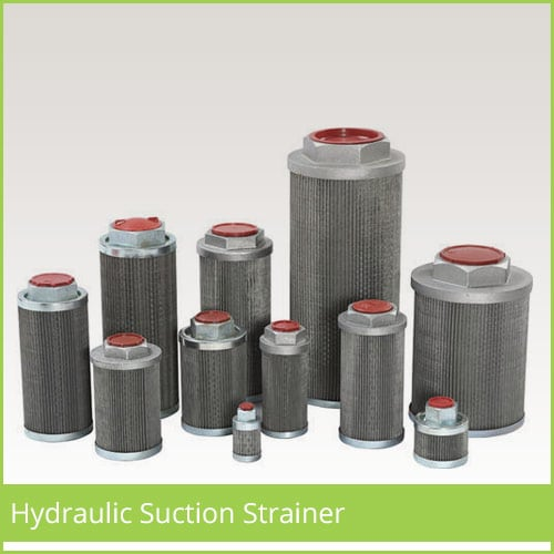 Hydraulic Suction Strainer in Greece
