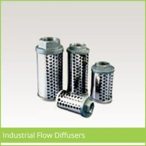 Industrial Flow Diffusers