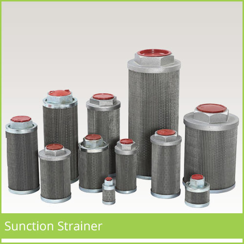 Return In Line Filter Manufacturer